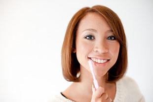 歯周病は重大な全身疾患を招く元凶イメージ